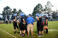 Elk Point Jefferson vs Sioux Valley FB 2015